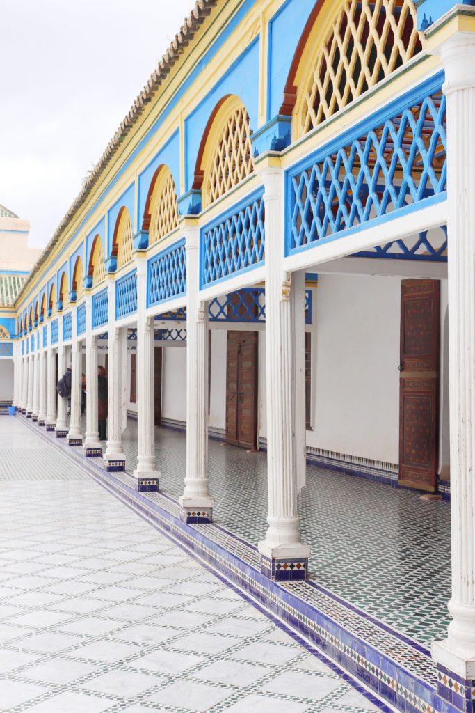 Bahia Paleis, Marrakech