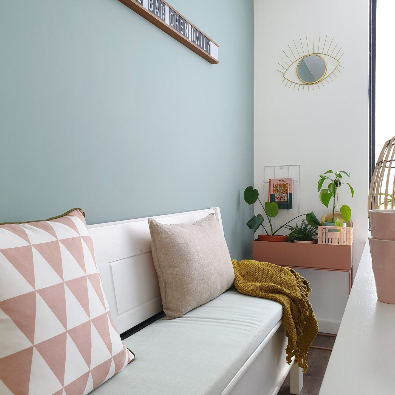 Favoriete kamer in huis van blogger Amanda van mijn-huisje