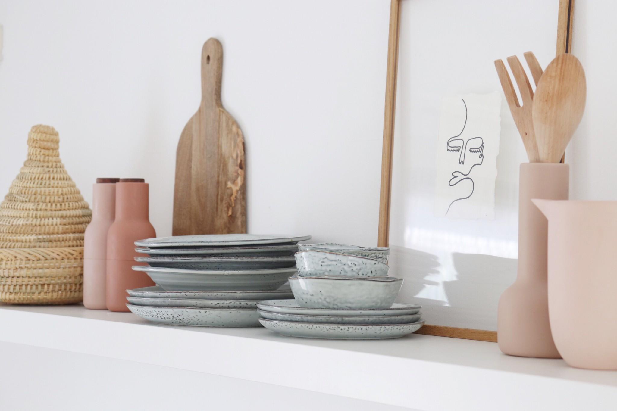 Keuken details na de make-over
