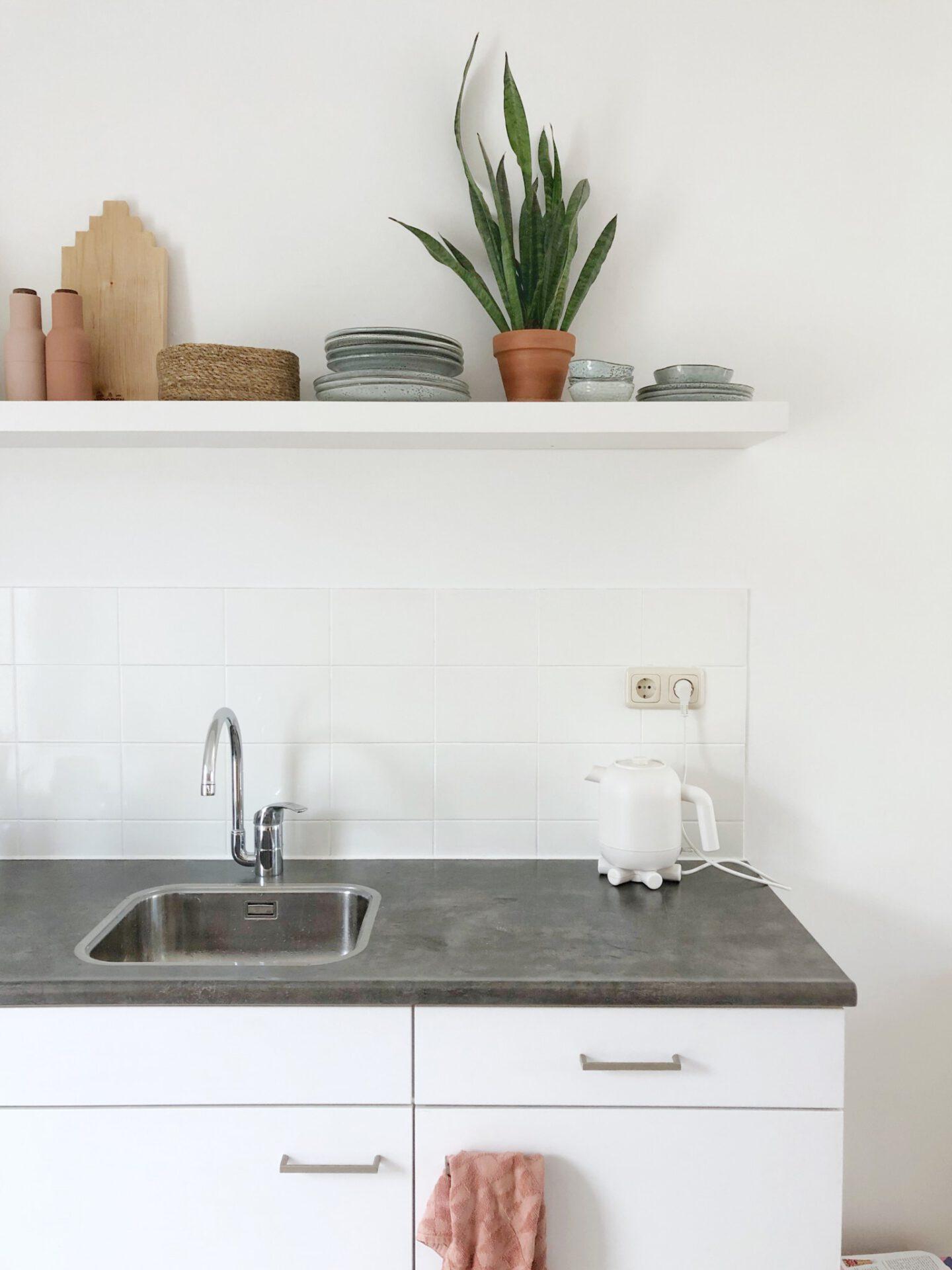 Budget Keuken Make Over In Een Huurhuis Stijlinge Diy