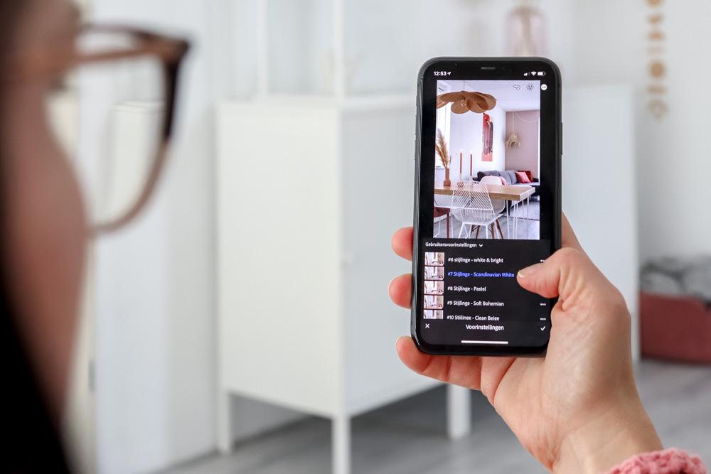 Maak mooiere foto's met mijn presets voor lightroom mobile